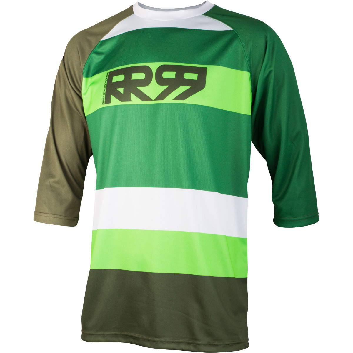 Royal Drift 3/4 Sleeve Jersey - Maillots