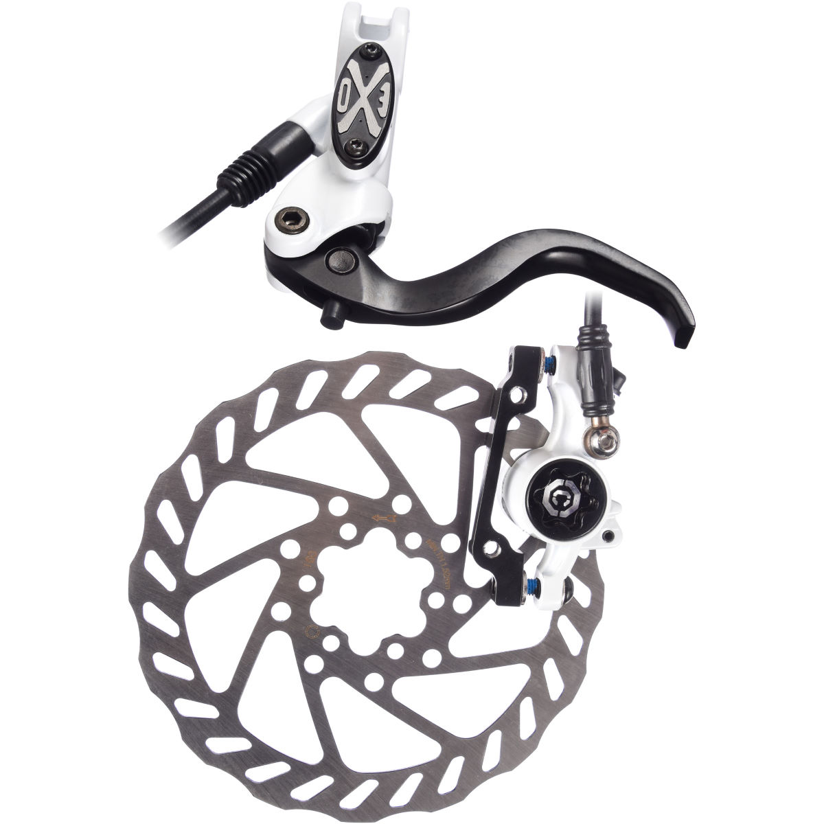 Clarks Exo Hydraulic Disc Brake Set - Pinzas para frenos de disco