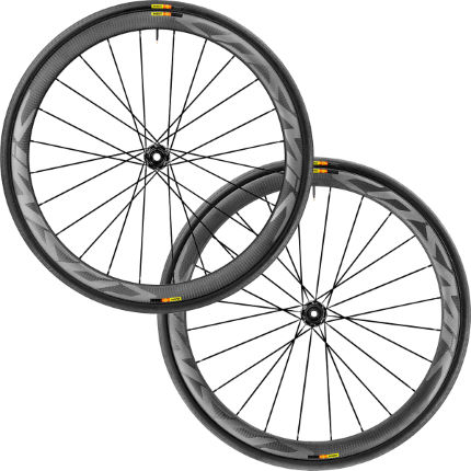 Mavic Cosmic Pro Carbon SL Disc Road Wheelset