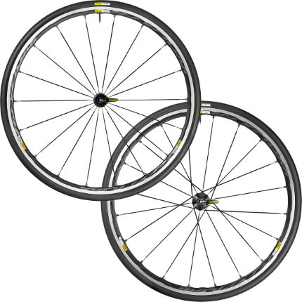 Mavic Ksyrium Elite Road Wheelset