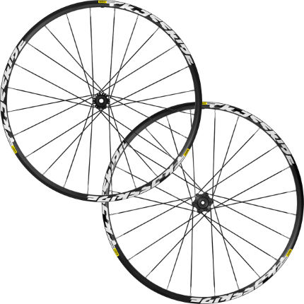 Mavic Crossride MTB Wheelset
