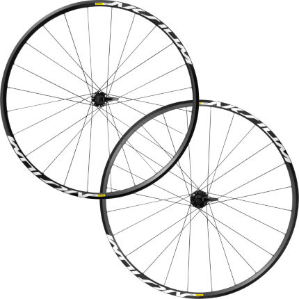 Mavic Aksium Disc Road Wheelset