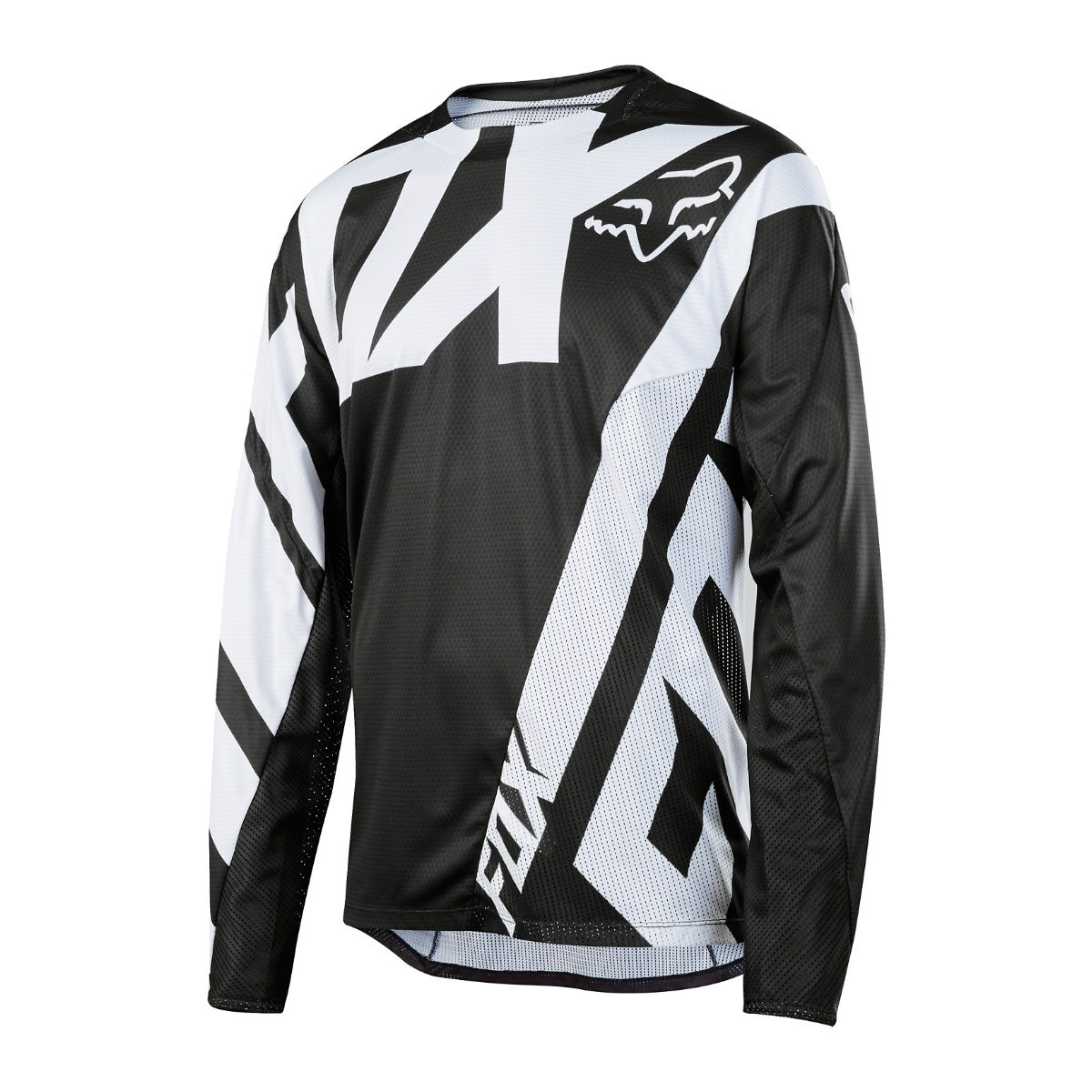maillots manches longues fox racing demo long sleeve mtb jersey wiggle france. Black Bedroom Furniture Sets. Home Design Ideas