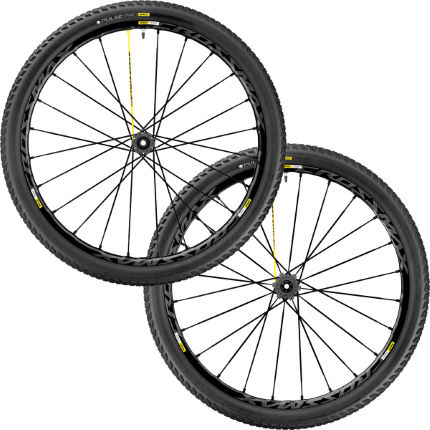 Mavic Crossmax Pro MTB Wheelset - Boost