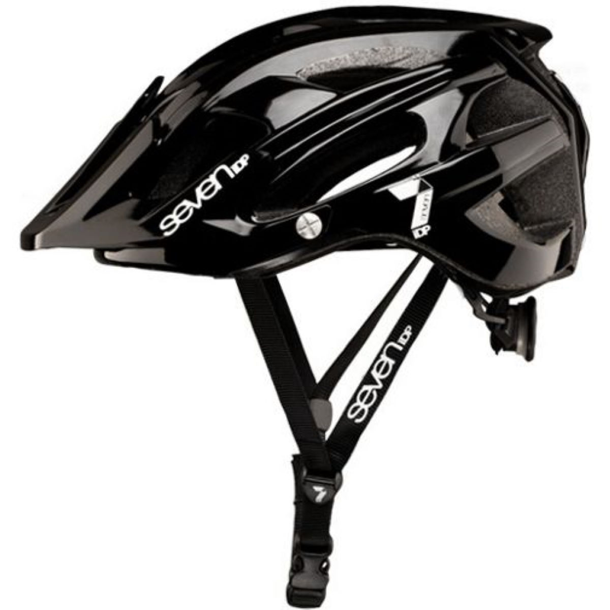 Casque 7 iDP M4 - L/XL Black - White Casques VTT