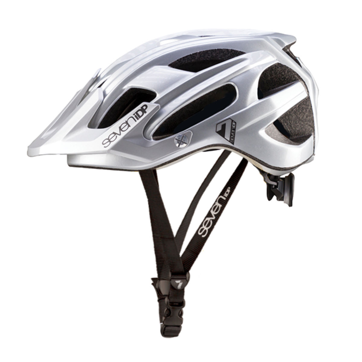 Casque 7 iDP M4 - S/M Grey - Black Casques VTT
