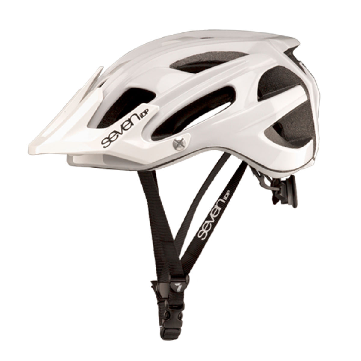 Casque 7 iDP M4 - L/XL White - Black Casques VTT