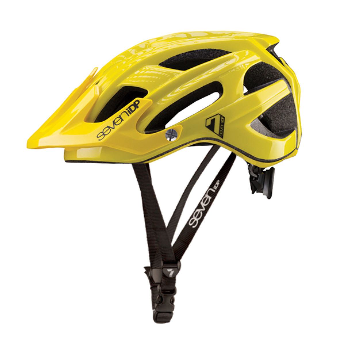 Casque 7 iDP M4 - L/XL Yellow - Graphite Casques VTT