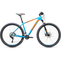 Mountain bike hardtail Cube Acid 27.5 (2017)