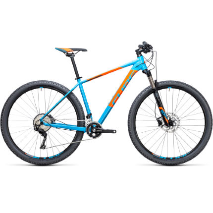Cube Acid 27.5 Hardtail Mountain Bike (2017)