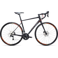 Cube Attain SL Disc Rennrad (2017)