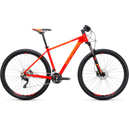 Mountain bike hardtail Cube Attention 27,5 (2017)