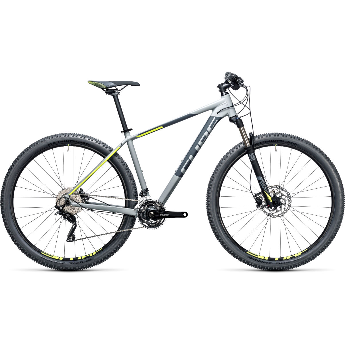 VTT semi-rigide Cube Attention SL 27,5 pouces (2017)