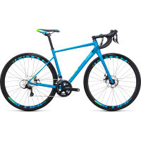 Cube Axial WLS Pro Disc Ladies Road Bike (2017)