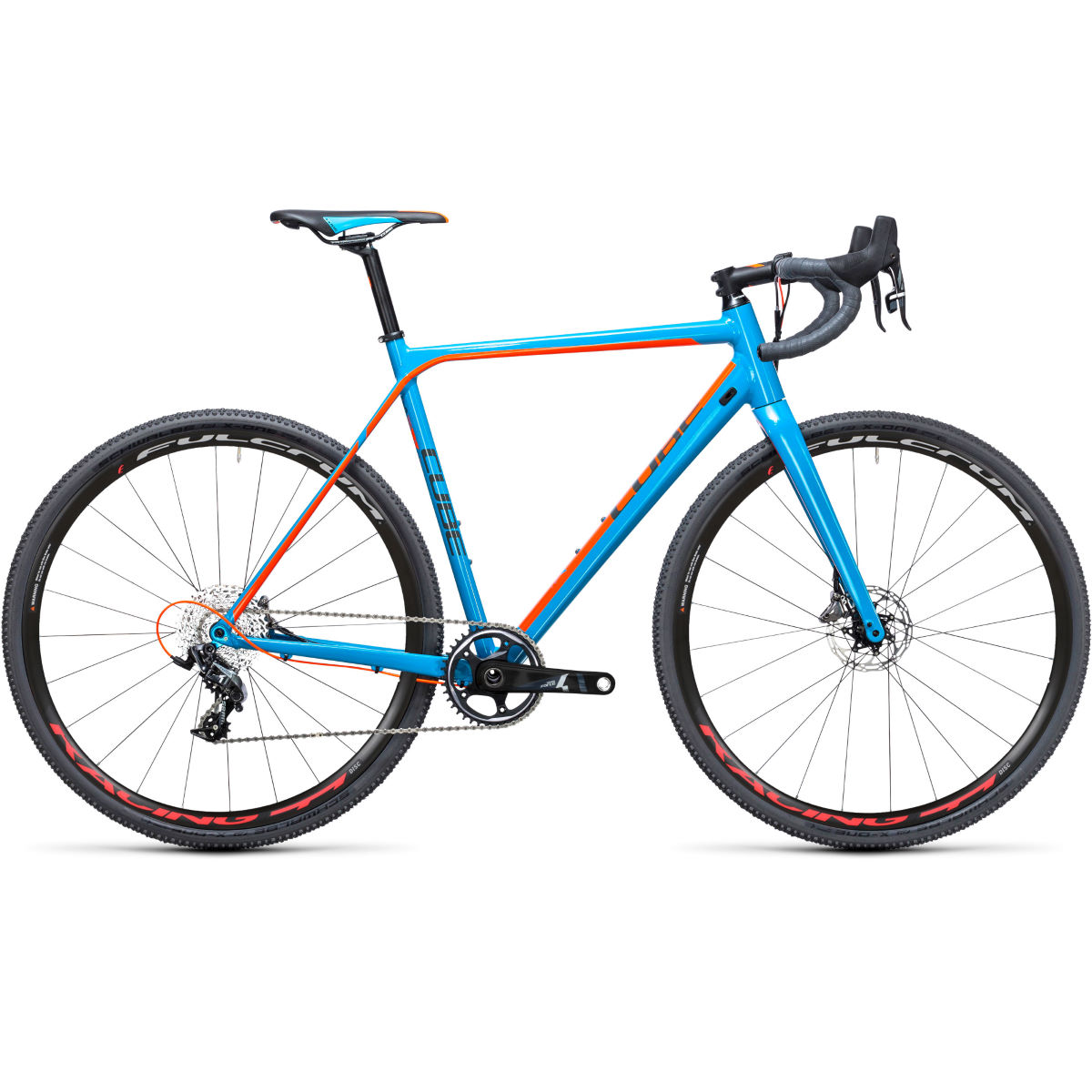 Vélo Cube Cross Race SLT Cyclo X - 56cm (22'') 700c 11 S