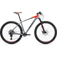 Cube Reaction GTC Eagle 29 Hardtail Mountainbike (2017)