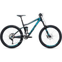 Bici Cube Stereo 160 C:62 Race 27.5