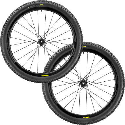 Mavic XA Pro Carbon MTB Wheelset - Boost