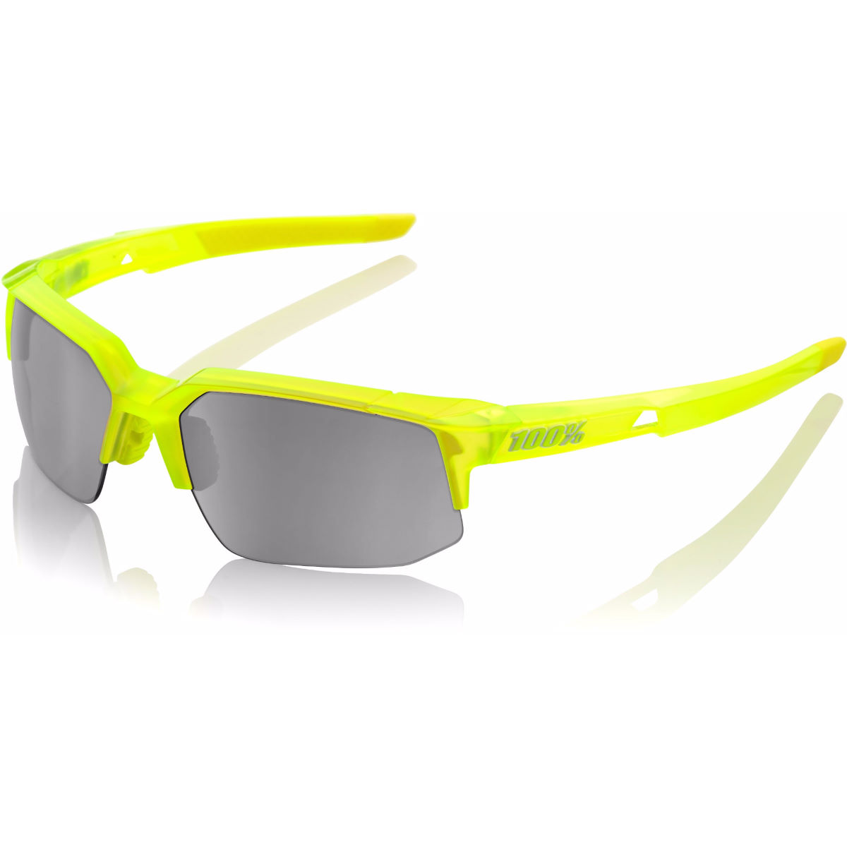 100% SpeedCoupe SL Sport Sunglasses - One Size Acidulous