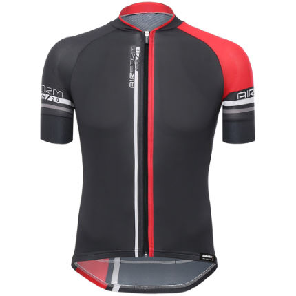 Santini Airform 2.0 Short Sleeve Jersey