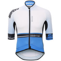 Santini Photon 3 Short Sleeve Jersey