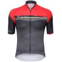 Santini Sleek Plus Short Sleeve Jersey