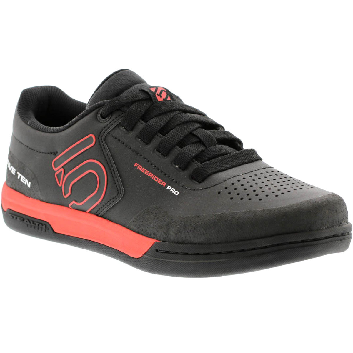 Five Ten Freerider Pro MTB Shoes - EU 42.5 Black - Red | Offroad Shoes