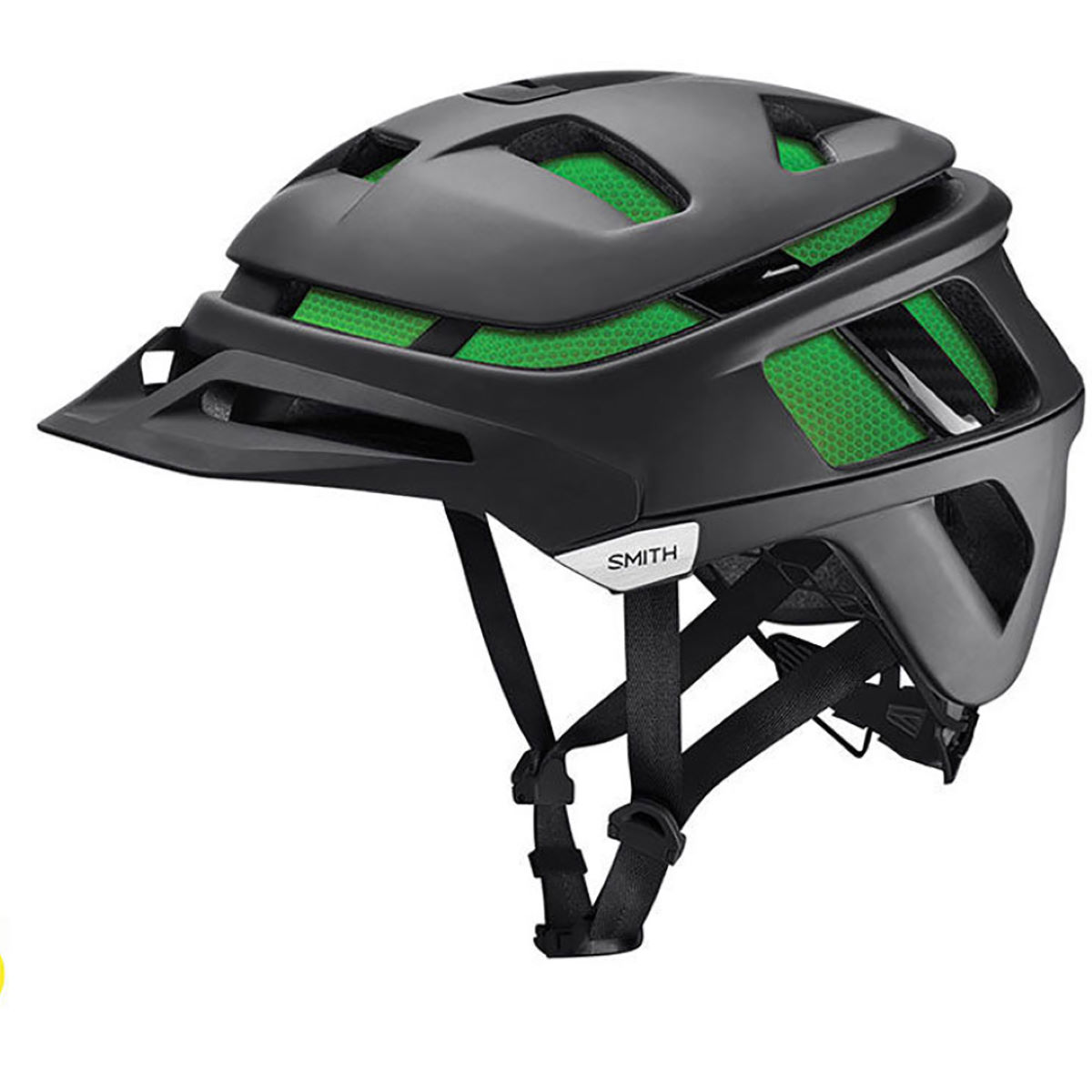Casque Smith Forefront MIPS - S 51-55cm Matte Black Casques VTT