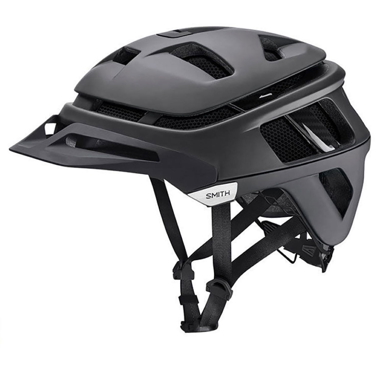 Casque Smith Forefront MIPS - S 51-55cm Matte Darkness Casques VTT