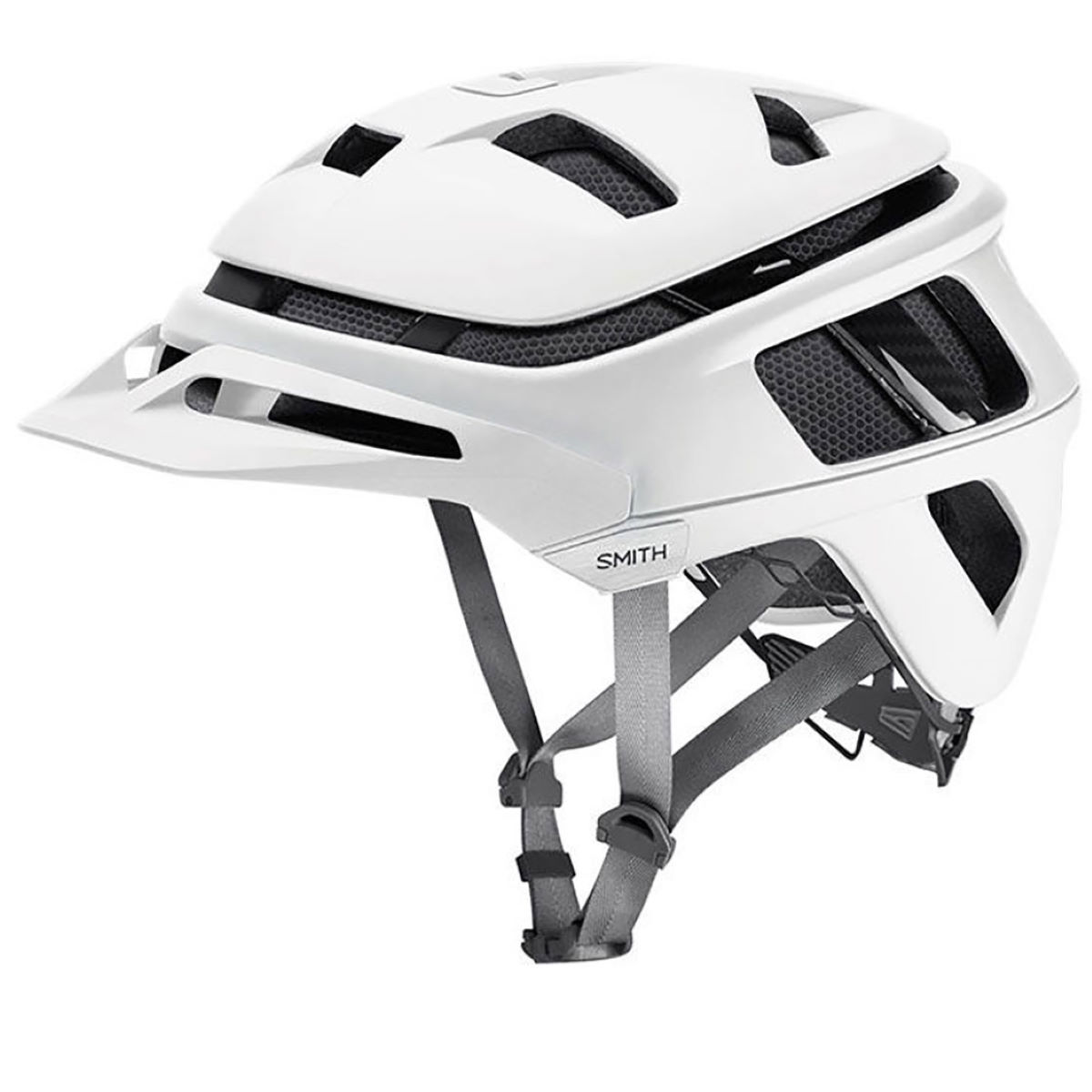 Casque Smith Forefront MIPS - S 51-55cm Matte White Casques VTT