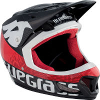 picture of Bluegrass Brave Helmet White/Red L