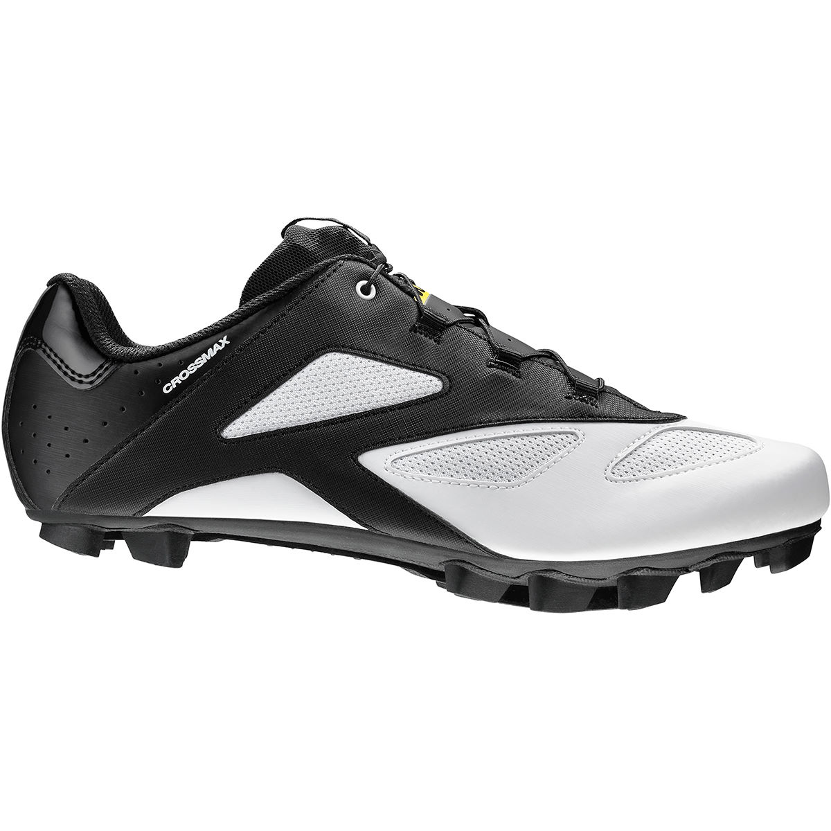 Chaussures VTT Mavic Crossmax SPD - UK 7 Black - White