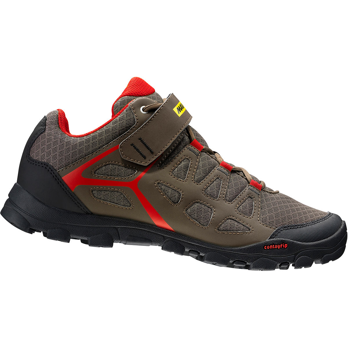 Chaussures VTT Mavic Crossride SPD - UK 7 Canteen - Fiery Red