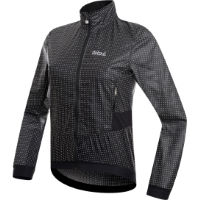 Dotout Womens Tempo Pack Jacket White/Black XL