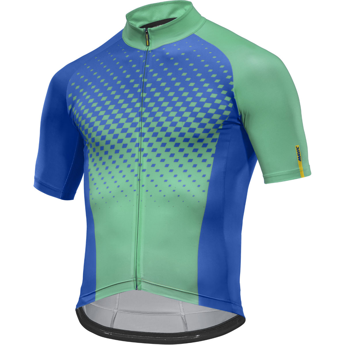 Maillot Mavic Crossmax Elite - 2XL Blue/Green