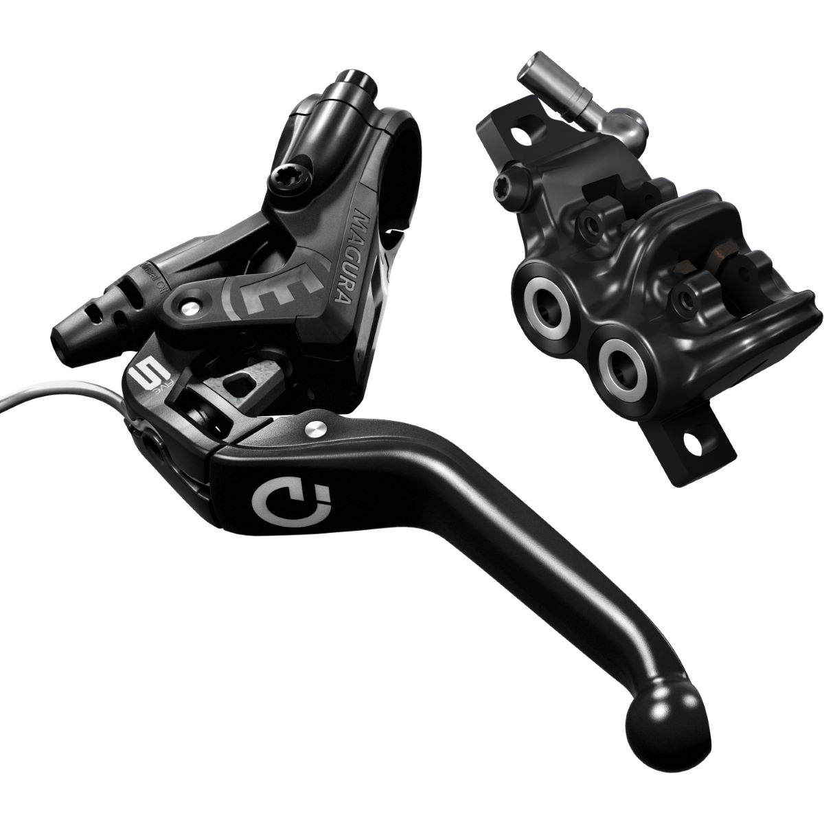 Magura MT5e HIGO-Closer MTB Disc Brake - Frenos de disco