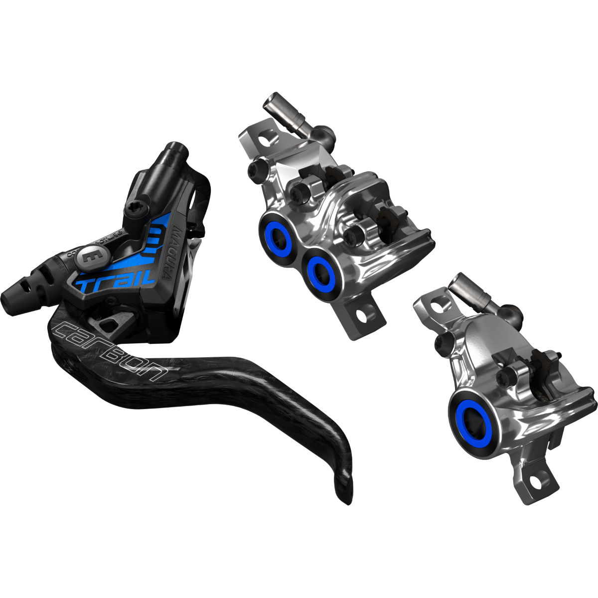 Magura MT Trail Carbon Disc Brake Set - Frenos de disco