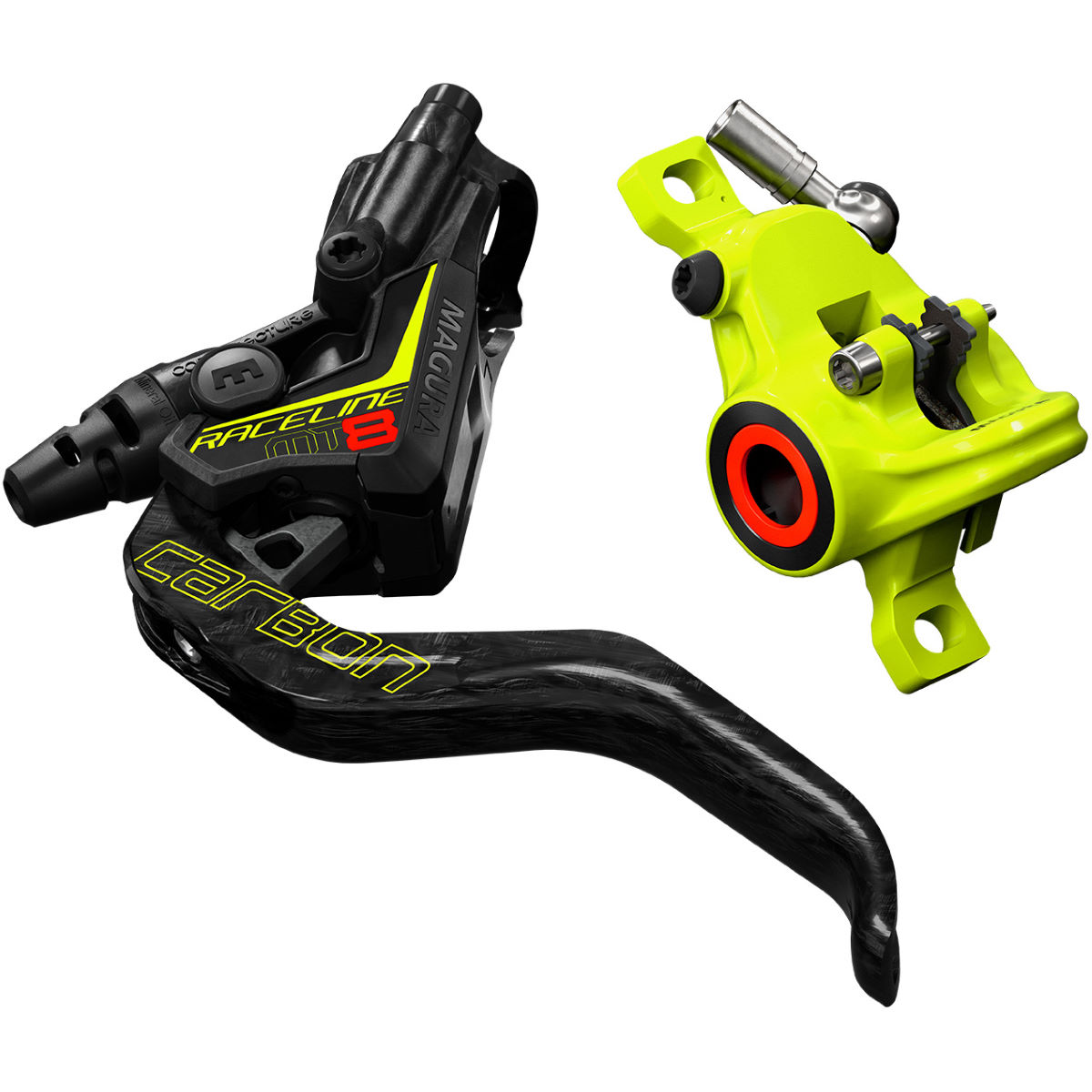 Magura MT8 Carbon Disc Brake - Frenos de disco