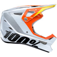 picture of 100% Status Composite DH/BMX Helmet (D-Day White)