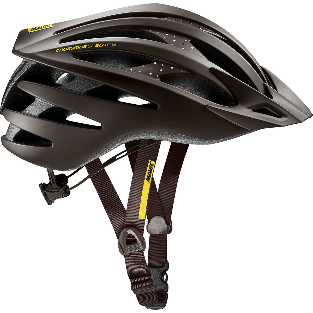 Casque Femme Mavic Crossride SL Elite - M After Dark - Yellow
