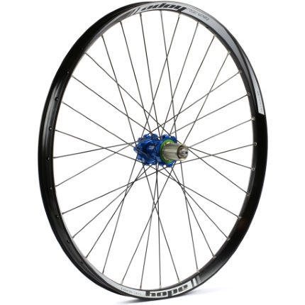 Tech 35W S-Pull - Pro 4 MTB Rear Wheel