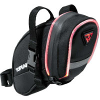 Topeak Wedge Aero iGlow w/Strap