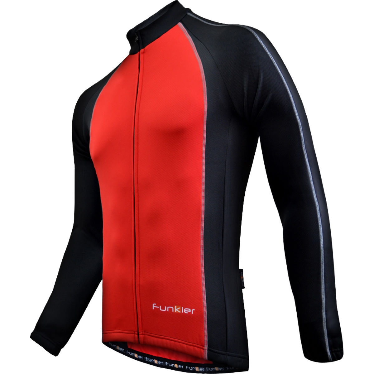 Funkier Active Men Winter LS Jersey - Maillots