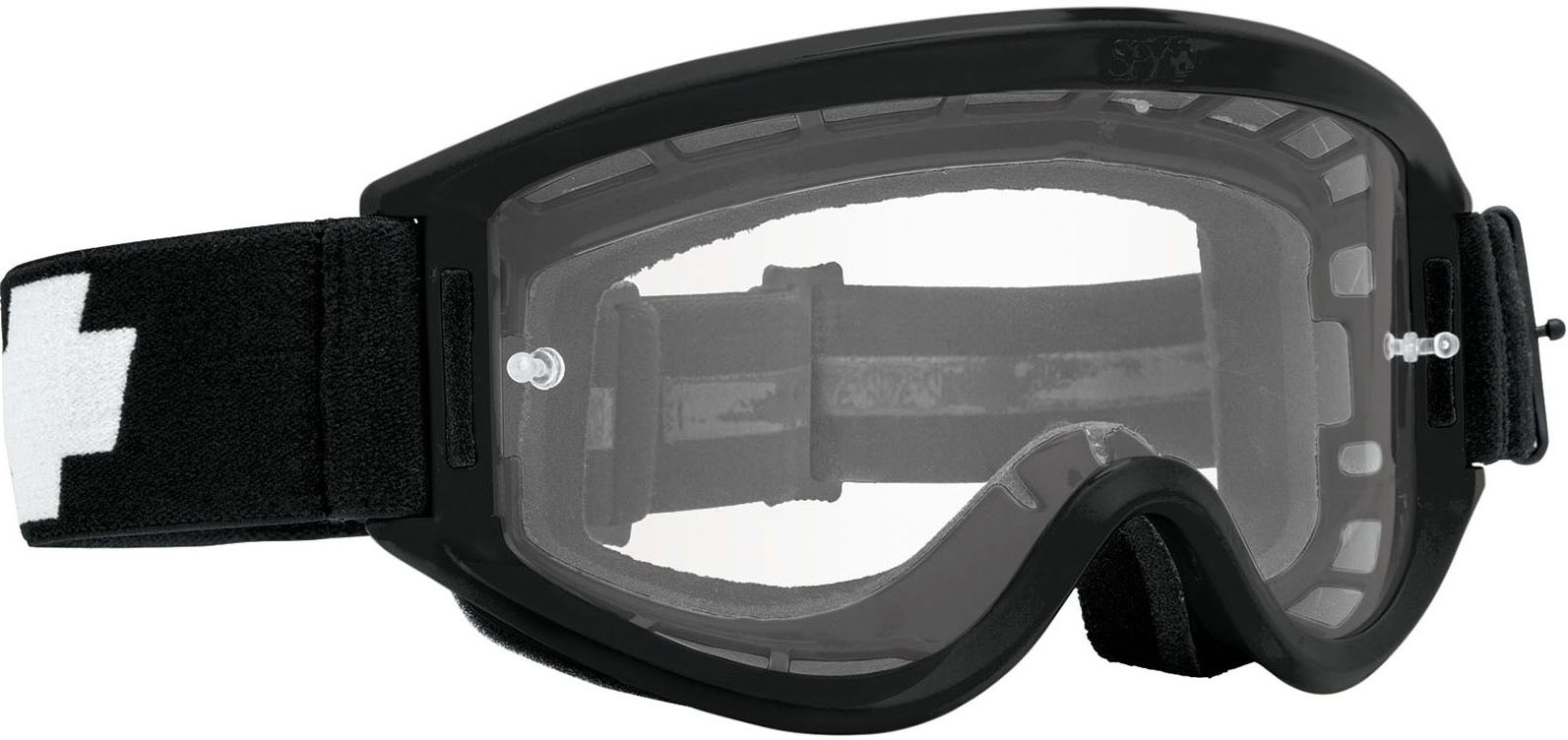 Spy Optic Breakaway Goggle - Sonnenbrillen - Performance Yellow - Clear Lens Einheitsgröße SN0OBwxuDo