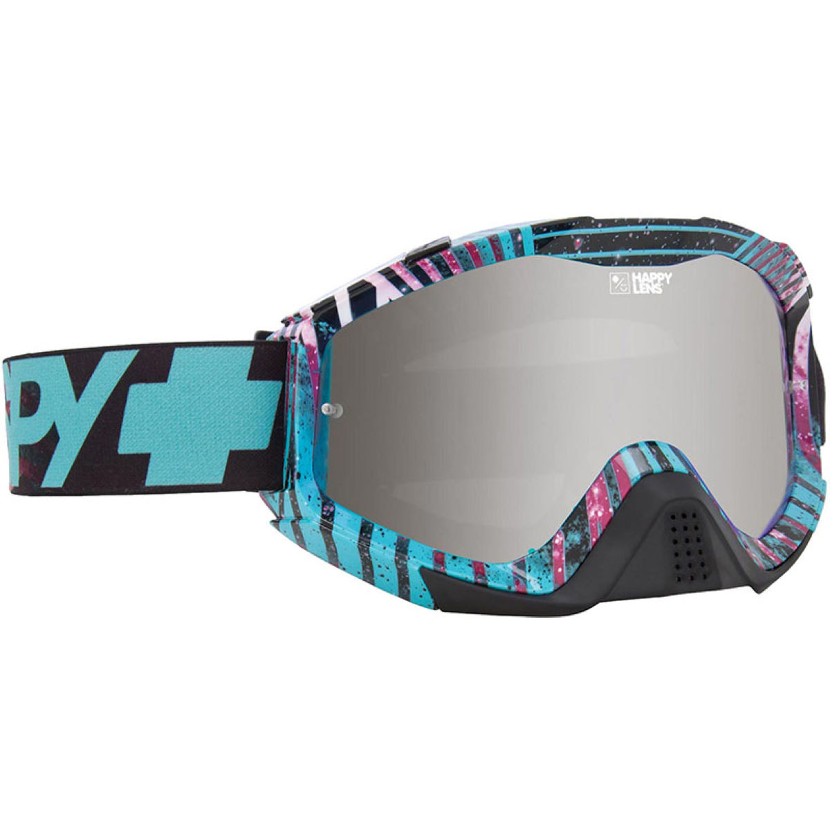 Spy Optic Klutch Goggle - Happy Lens - Máscaras de ciclismo
