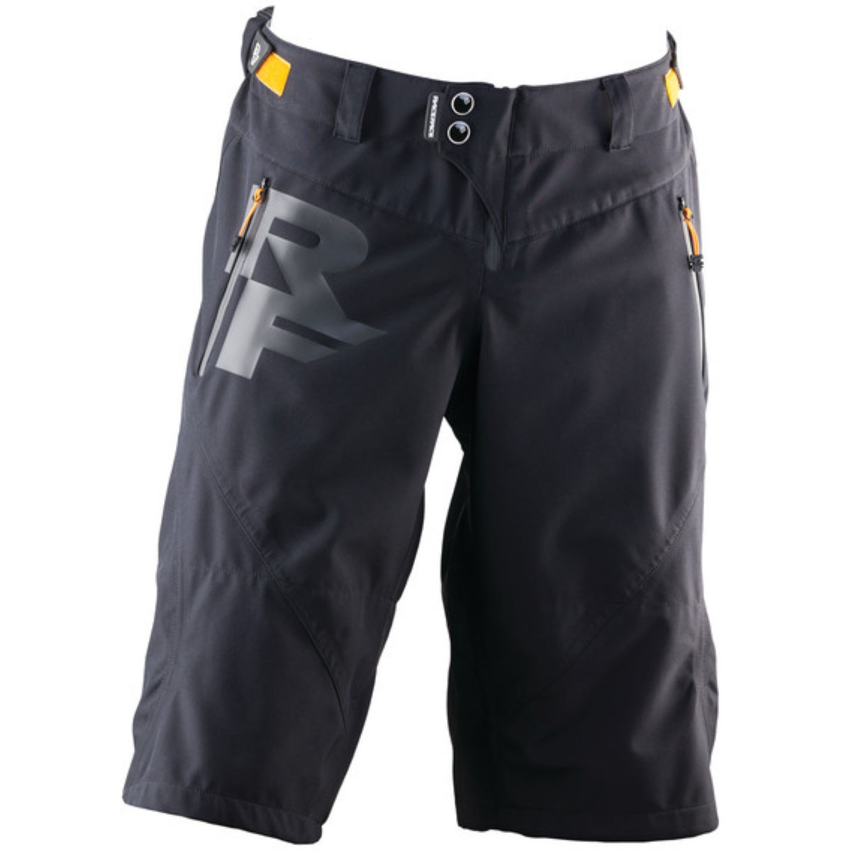Short Race Face Agent (hiver) - L Noir Shorts amples