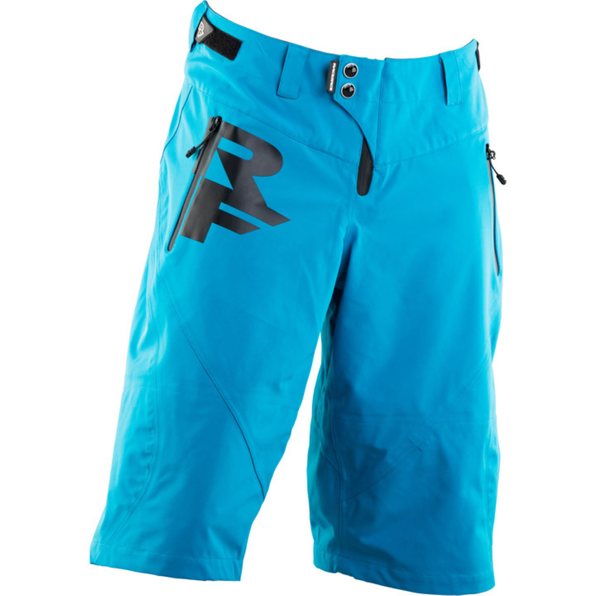 Short Race Face Agent (hiver) - M Bleu Shorts amples