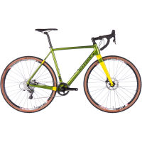 Vitus Energie Carbon CR CX Bike - Rival 1x11