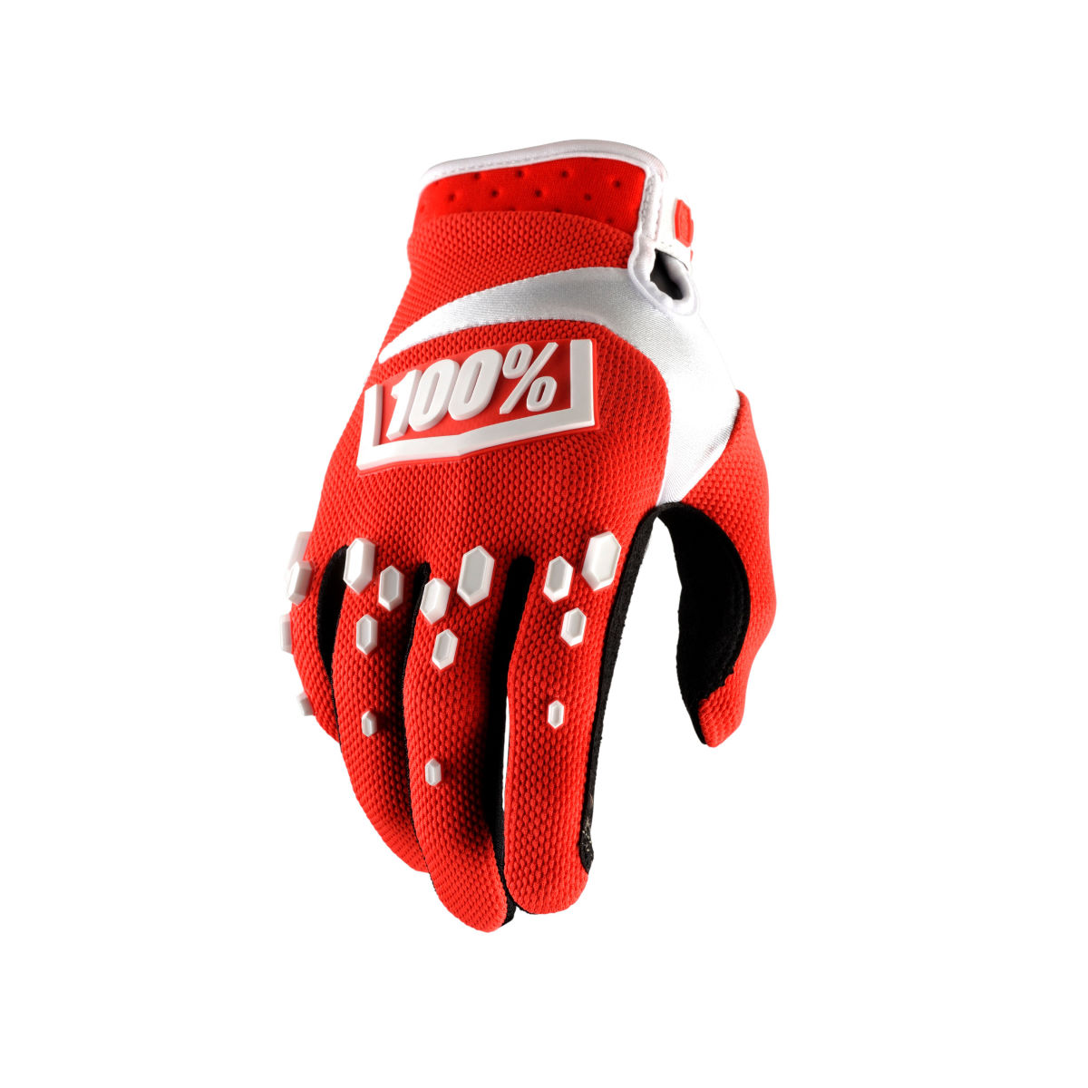 Gants 100% Airmatic - XL Red - White Gants