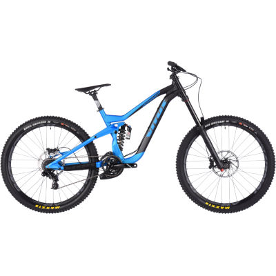 vitus-dominer-dh-suspension-bike-sram-gx-dh-vollgefederte-mountainbikes